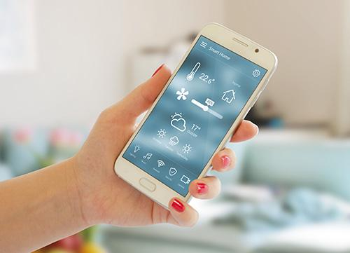 Smart living and home automation